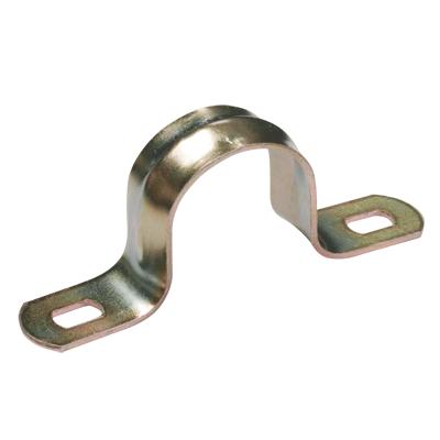 ИЕК Скоба металл.двухлапковая ИЭК d21-22мм CMA11-21-100