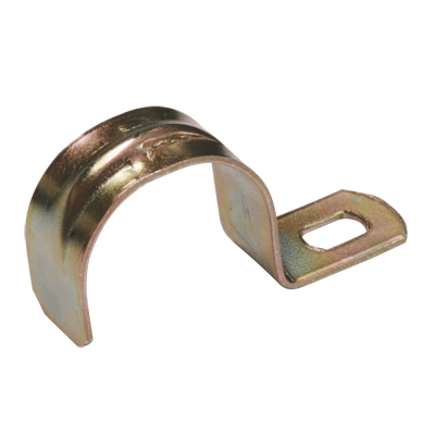 ИЕК Скоба металл.однолапковая ИЭК d10-11мм CMA10-10-100